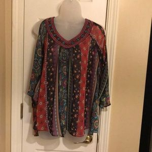 No Boundaries lady's top size 2XL